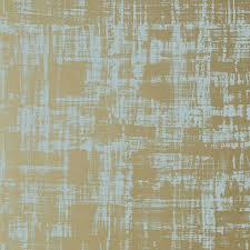 anna french braxton texture wallpaper in metallic on aqua