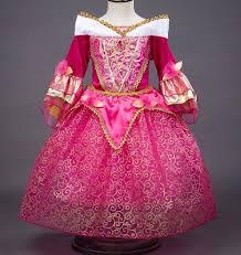 dreamhigh sleeping beauty princess aurora girls costume dress size