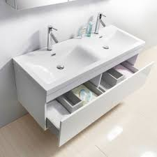 top 55 inch sink vanity abersoch 55 inch wall mounted