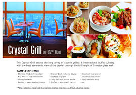 Grace Buffet U0026 Grill Chinese by Crystal Grill Dinner Buffet Klook