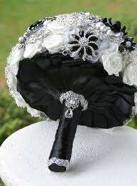 black and white wedding black and white wedding black wedding bouquet ideas 2212635