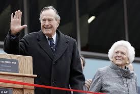 George H W Bush Date Of Birth Former President George Hw Bush Turns 92 With Maine Celebration