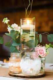 Wedding Centerpieces Floating Candles And Flowers by 279 Best Decor With Plants Indoors Images On Pinterest Floating