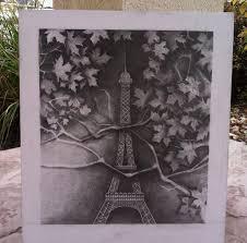 Eiffel Tower Garden Decor 14 Best Eiffel Tower Art Images On Pinterest Drawings Eiffel