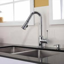 giagni fresco stainless steel 1handle pulldown kitchen faucet