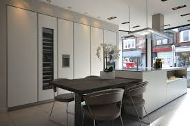 new poggenpohl showroom display sheen kitchen design