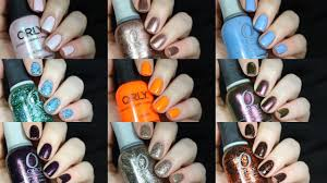 top 10 orly nail polishes youtube