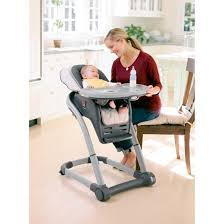 graco blossom 4 in 1 seating system convertible high chair target