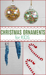 3 easy ornaments for a craft in your day