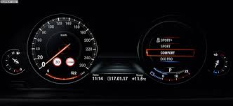 bmw dashboard at night bmw u0027s new multifunction instrument display on new 3 series and 4
