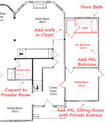 home plans with inlaw suites in suite stanton homes