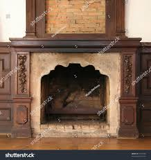 old fireplace stock photo 17571838 shutterstock