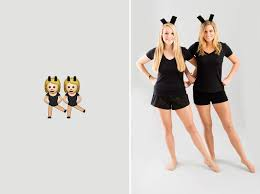 Halloween Costume Ideas 2 Girls 25 Emoji Costume Ideas Emoji Halloween