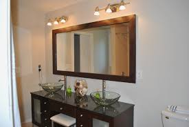 decorating ideas for bathroom mirrors fresh diy mirror frame ideas