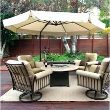 Big Umbrella For Patio Large Offset Patio Umbrella Patio Umbrella 5 X 8 Rectangular