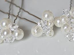 pearl hair accessories pearl hair accessories wedding tbrb info