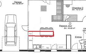 plans de cuisine ouverte plan de cuisine ouverte idées de design suezl com