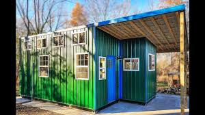 happy twogether shipping container tiny house charming small