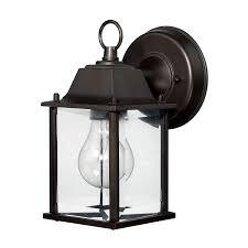 Old Lantern Light Fixtures by Cast Outdoor Lantern Capital Lighting Fixture Company