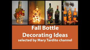 wine bottle halloween fall bottle decorating ideas halloween bottle decor