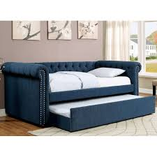Daybed With Mattress A U0026j Homes Studio Leona Daybed With Trundle U0026 Reviews Wayfair