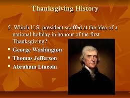 thanksgiving day quiz