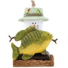 fishing ornaments bronner s