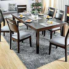 dining table transitional dining table set room decorating