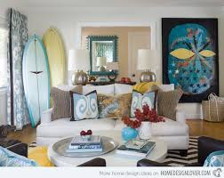 Collection In Beach Themed Living Room Decorating Ideas Best - Beach inspired living room decorating ideas