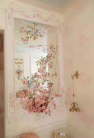 wall decor shabby chic wall mirror design shabby chic bathroom