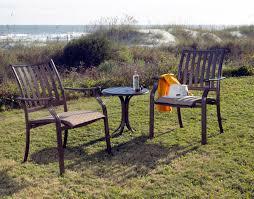 Aluminum Dining Room Chairs Get The Elegant Cast Aluminum Patio Furniture Boshdesigns Com