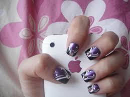 pretty flowerelegant nail art video designstep by step tutorial