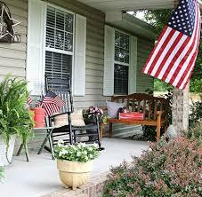 207 best patriotic front porches images on pinterest patriotic