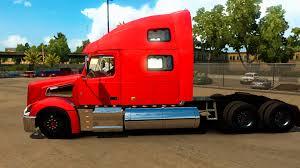 volvo 880 truck volvo vt880 interior v1 0 for ats american truck simulator