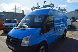 2011 Ford Transit Van Used 2011 Ford Transit 330 Mwb Medium Roof Van Blue Air Con For