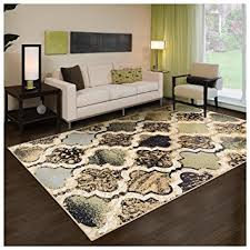 7 X 8 Area Rugs Superior Modern Viking Collection Area Rug 8mm Pile