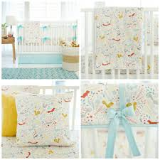 woodland animals baby bedding woodland animal crib bedding sets themed tales piece baby set by