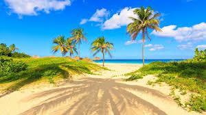 kuba strand summer beach wallpaper