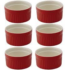 amazon com mrs anderson u0027s baking ramekin ceramic earthenware