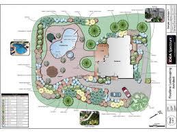 Backyard Design Software Amazing Backyard Landscape Design Plans Backyard Design Plans