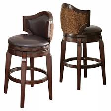 30 Inch Bar Stool With Back 30 Inch Low Back Bar Stool By Greyson Living Set Of 2