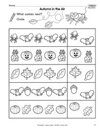pattern worksheets pattern worksheets for preschool printable