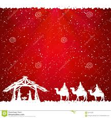 christmas theme on red background stock vector image 60416299