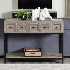 Tall Sofa Table by Console Sofa And Entryway Tables You U0027ll Love Wayfair