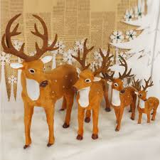 Moving Reindeer Christmas Decorations by Popular Animated Reindeer Buy Cheap Animated Reindeer Lots From