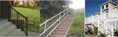 Handrailing Ada Compliant Outdoor Handrails Hand Rails For Steps Ramps