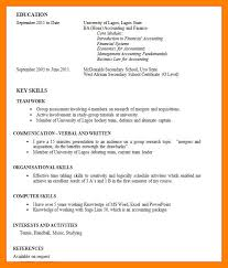 how to write resume for your first job cover letter examples