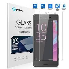 xperia xp x performance tempered glass screen protector