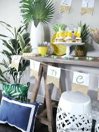 pineapple party ideas taryn whiteaker