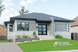 modern single story house plans house plan w3128 detail from drummondhouseplans